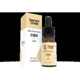 Olio di CBD 20% (10ml)
