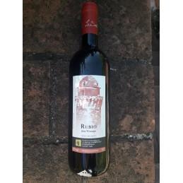 """Vino Rosso """"Rubio dell'Ussaro"""""""