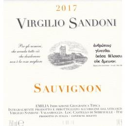 sauvignon IGT emilia 2017