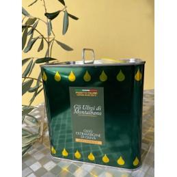 2lt - olio extra vergine di oliva speciale Liguria