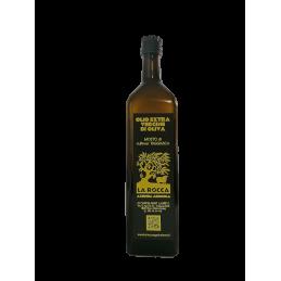 Olio Extra Vergine di Oliva Taggiasco in bottiglia da 1 litro