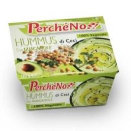 Hummus di Ceci al Guacamole...