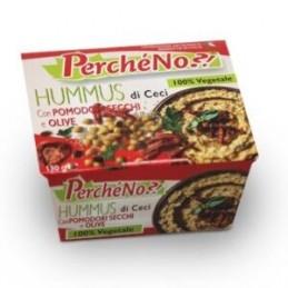 Hummus di Ceci con Pomodori...